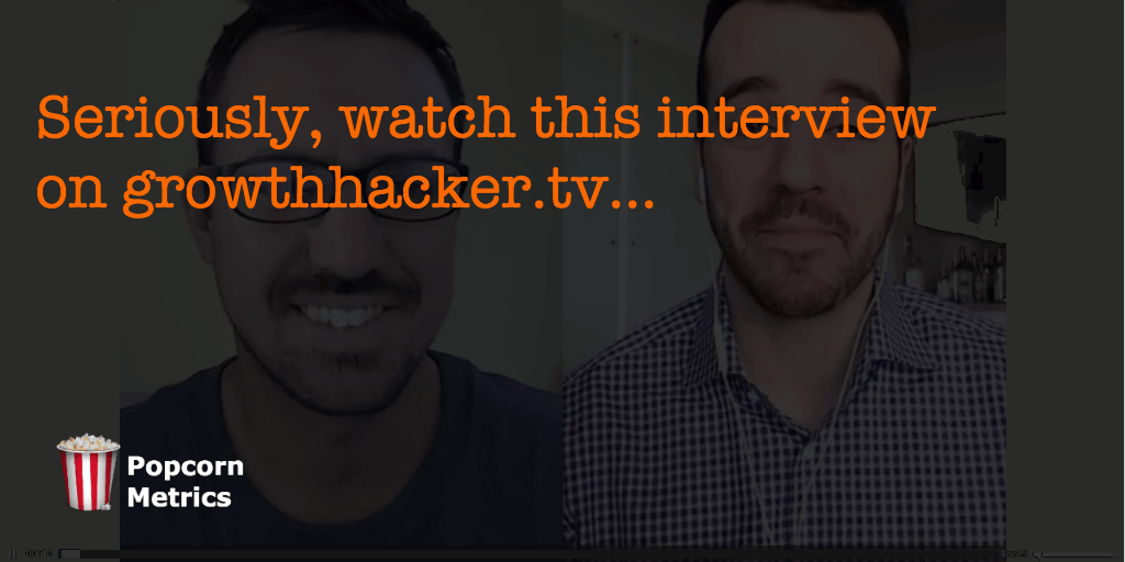Awesome interview of Steli Efti on Growthhacker.tv